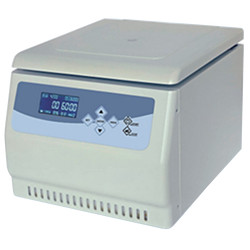 Automatic decapping centrifuge